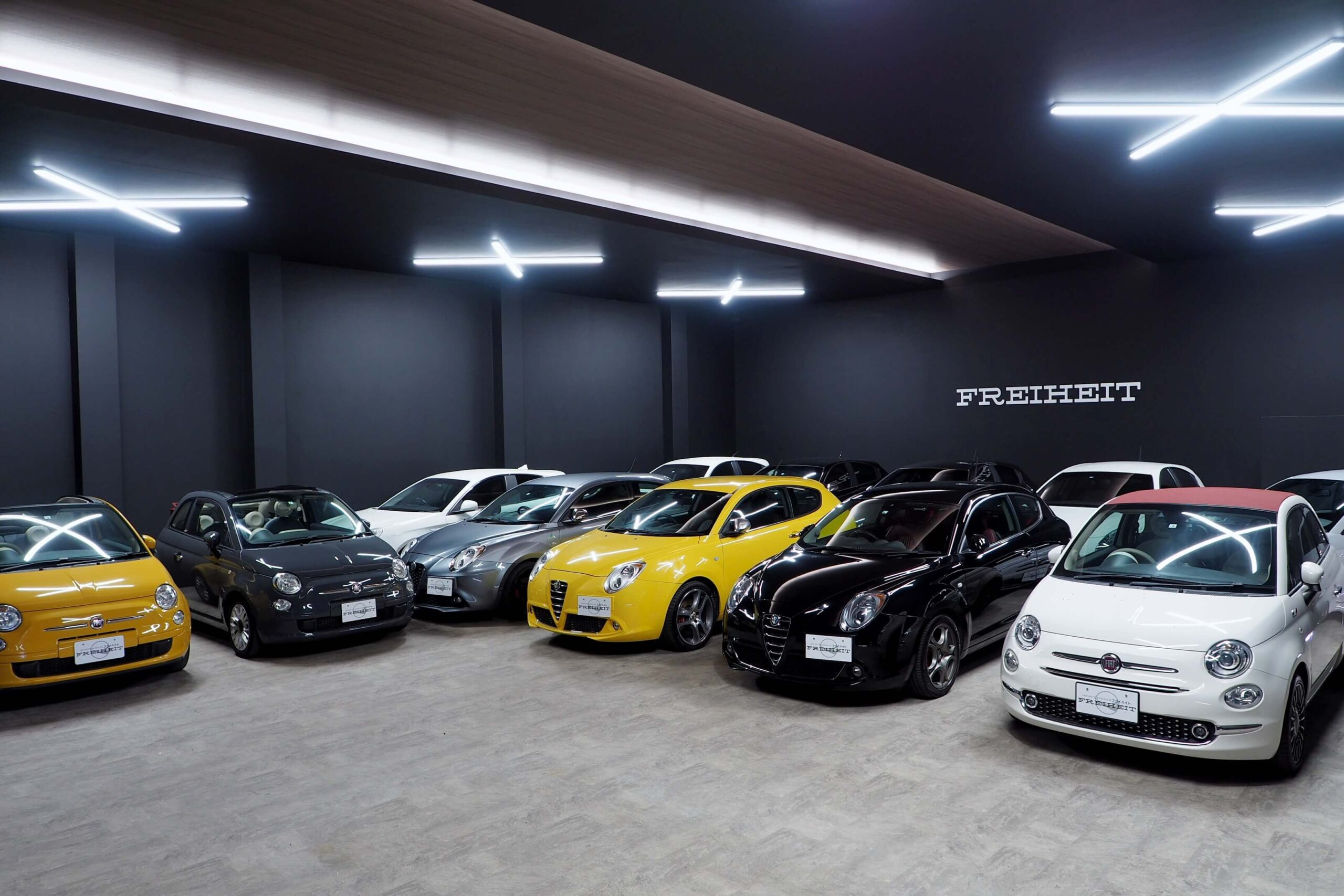 輸入車専門店 フライハイト